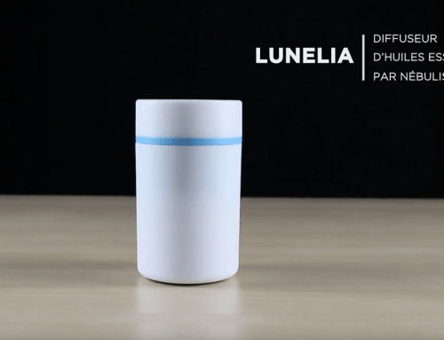 Mode d'emploi Lunelia, diffuseur d'huiles essentielles par nébulisation
