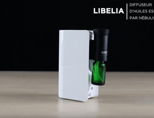 Mode d'emploi Libelia, diffuseur d'huiles essentielles, par nébulisation